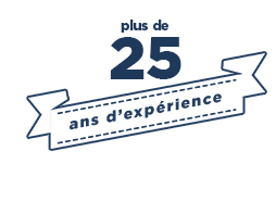 20ans d'experience